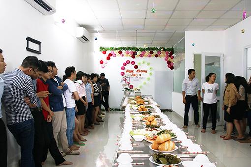Bin Holdings tổ chức đại hội công đoàn lần 7
