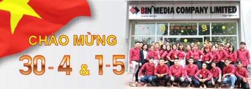 Bin Holdings mừng lễ 30-4