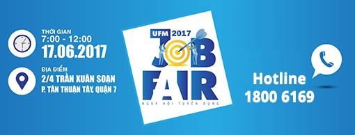 Job Fair 2017 at UFM