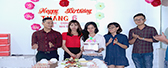 BIN HOLDINGS celebrates June birthday for employees