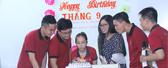 BIN HOLDINGS tổ chức mừng sinh nhật tháng 8 cho nhân viên