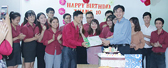 Birthday Party of Oct and Vietnamese Women Celebration in BIN Holdings