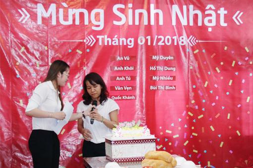 BIN Holdings-Giới thiệu nhân viên mới