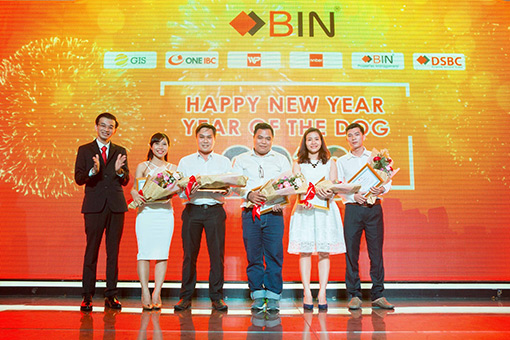 BIN Holdings-New year party-Excellent Manager