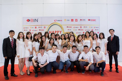 BIN Holdings-New year party-OneIBC