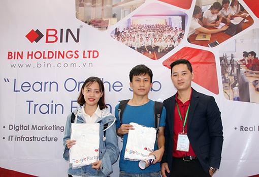 BIN Holdings-Job Fair 2018-IU-3