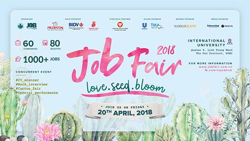 IU-Job Fair 2018