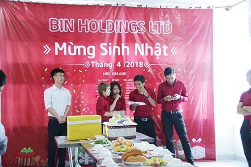 BIN Holdings-Play game 2