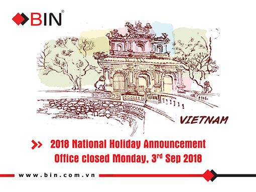 BIN Holdings-National Day announcement-2018
