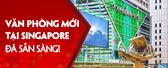 Thông báo Chuyển Văn Phòng tại Singapore